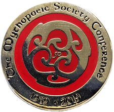 50th Anniversary of Mythlore Lapel Pin