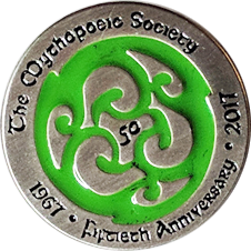 50th Anniversary Mythopoeic Society Lapel Pin