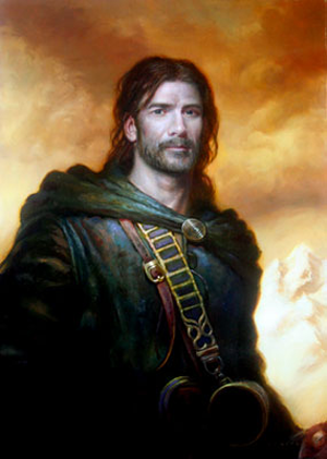 Boromir by Donato Giancola