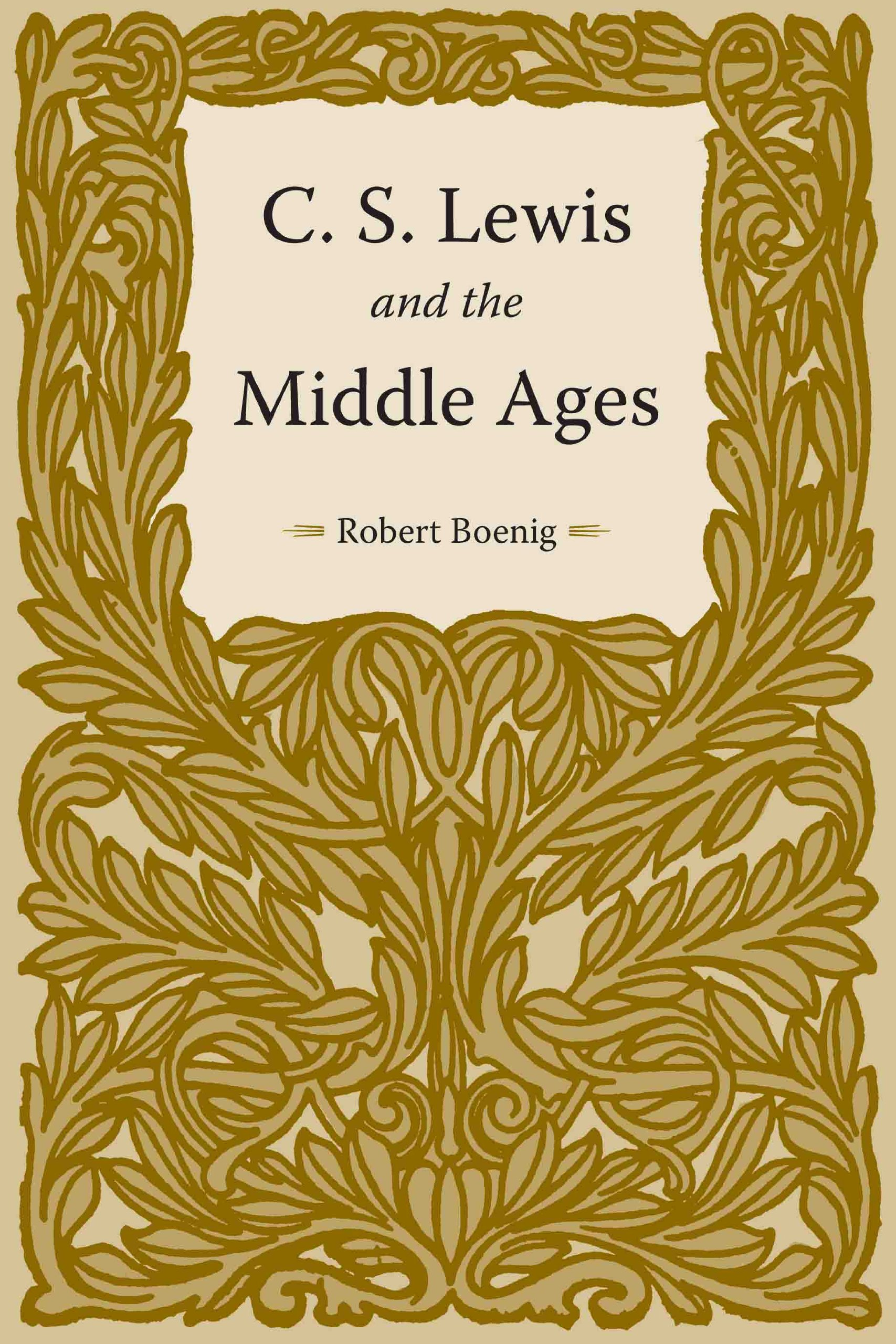 C.S. Lewis and the Middle Ages
