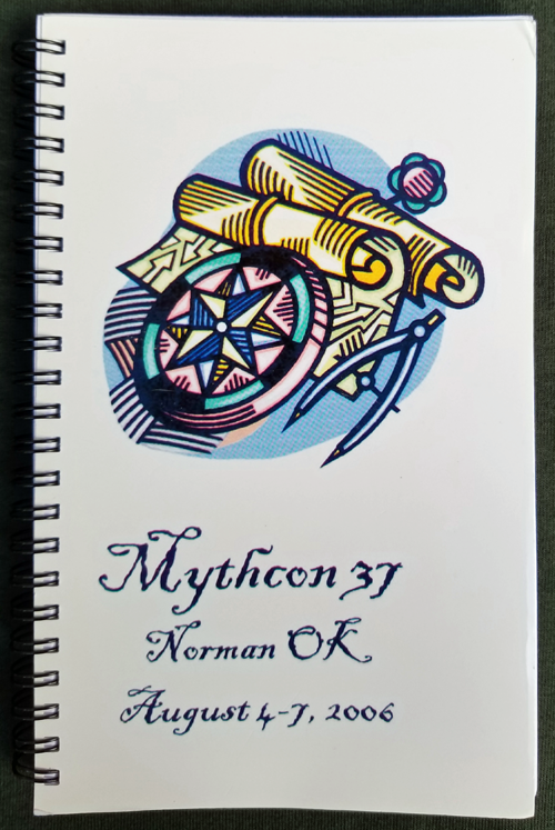 Mythcon 37 notebook