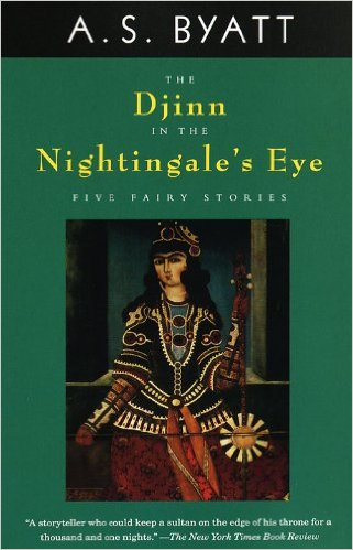 The Djinn in the Nightingale's Eye by A.S. Byatt and Charles Vess